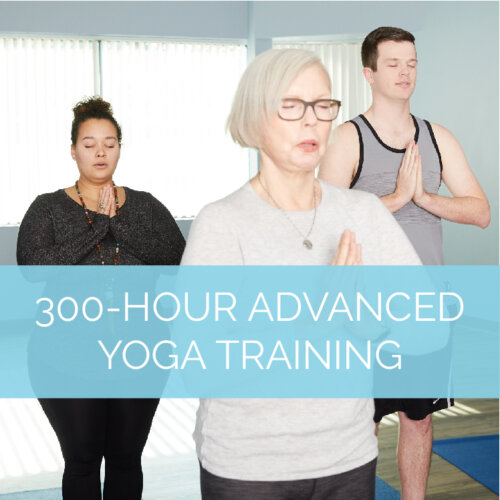 300-Hour Advanced Yoga Training