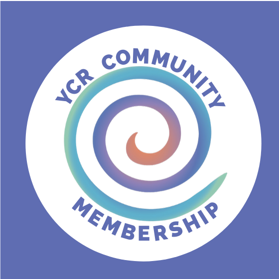 YCR Community Membership logo.